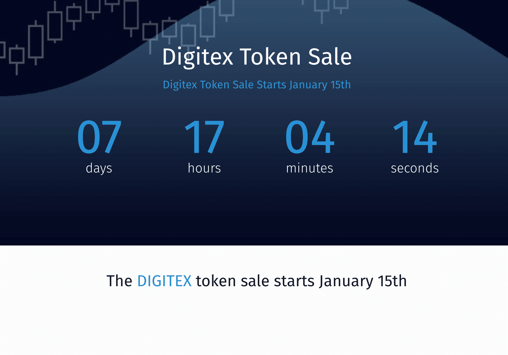 Digitex Token Program – Nog 7 dagen te gaan!