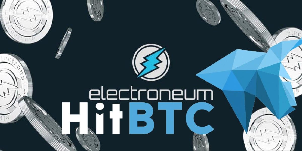 Electroneum naar HITBTC
