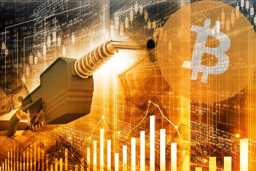 Spektakel op de CryptoMarkt, BTC op $8225 bij Bitfinex