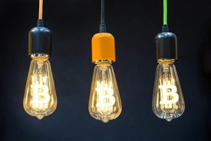 Bitcoin's energie verbruik