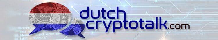 Dutch Crypto Talk win actie